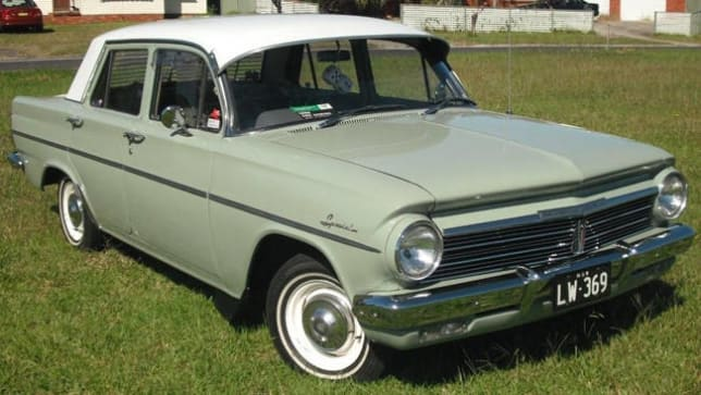 My 1964 Saltbush Green Eh Holden Car News Carsguide