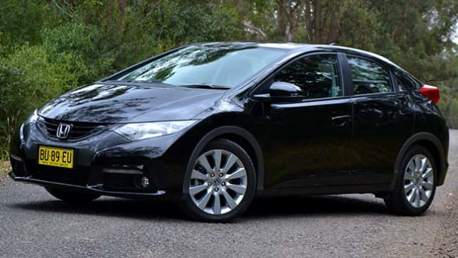 Attractive Honda Civic DTi S Diesel 2014 Review
