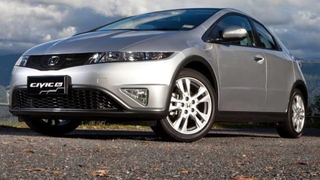 Honda Civic Hatch 2012 Review