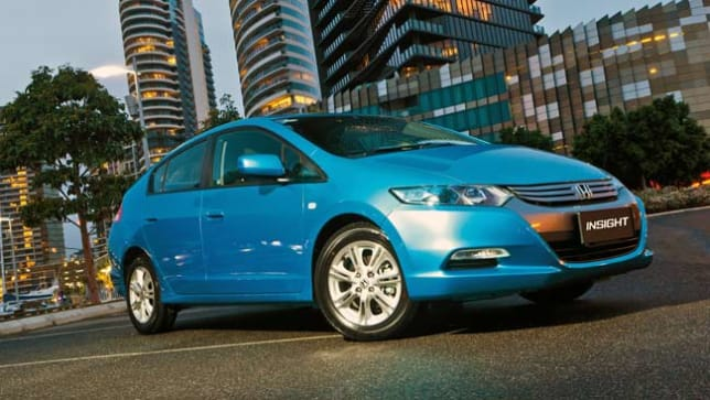 Delightful Honda Insight 2011 Review