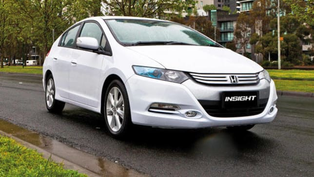Honda Insight VTi L 2011 Review