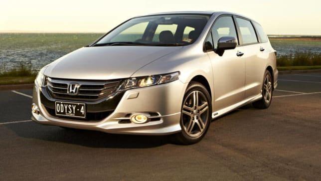 Honda Odyssey Luxury 2012 Review