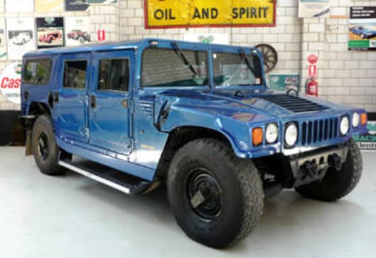 hummer under the hammer car news carsguide. Black Bedroom Furniture Sets. Home Design Ideas