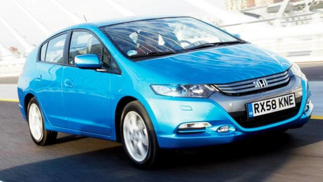 Honda Insight 2011 Review