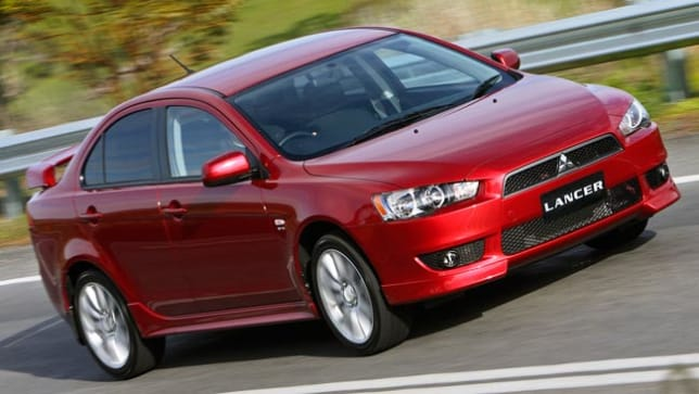 Mitsubishi lancer 2011 review