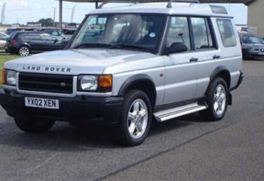 Land Rover Discovery 1994 Review | CarsGuide