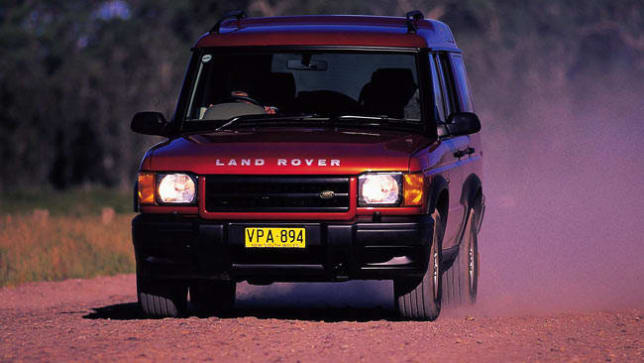 Land Rover Discovery Ii Used Review 1999 2005 Carsguide