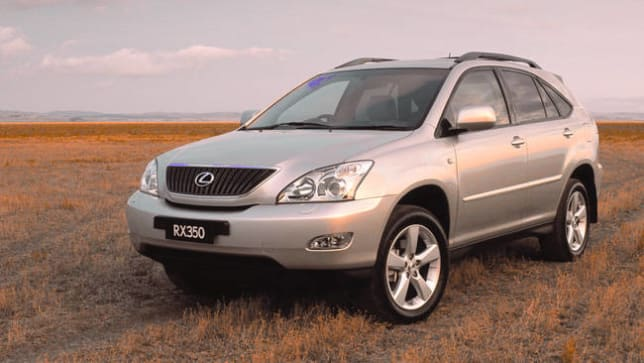 lexus rx350 2006 2009 rx 350 2008 wagon carsguide 2003 manual rx300 odd excursion sort beyond town drive around happy
