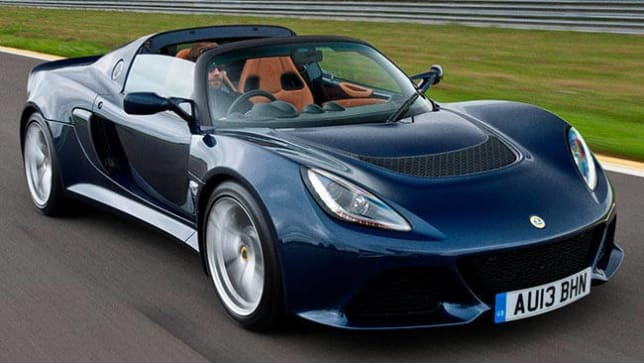 2014 Lotus Exige S Roadster Review Carsguide
