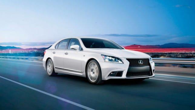 Lexus LS 460 Sport Luxury 2013 Review