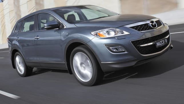 2012 mazda cx-9 luxury awd review   carsguide