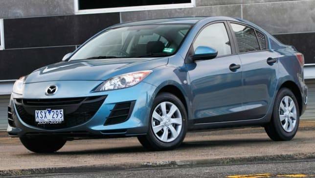 Amazing Mazda 3 Neo 2011 Review