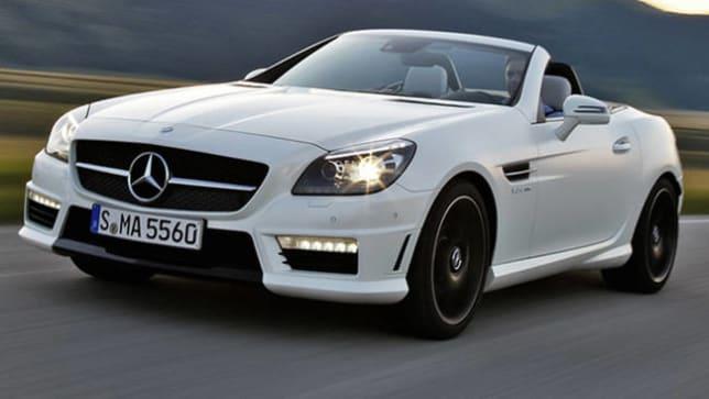 Mercedes Benz Slk  Price