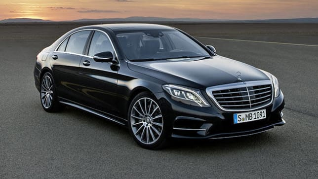 Mercedes benz s class s350 2014 review carsguide for Mercedes benz s350 2014