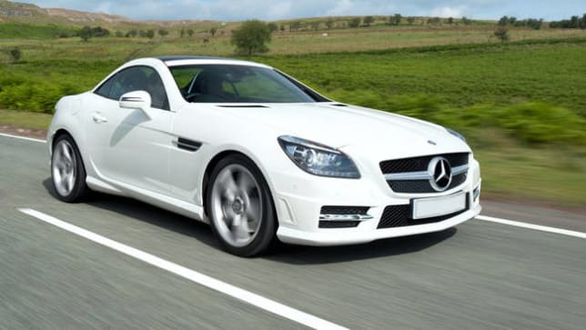 mercedes recalled the issue due airbag slk benz news m to