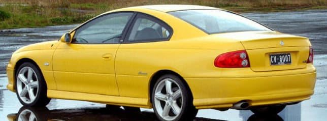 Holden Monaro 2002 Review | CarsGuide