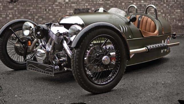 Morgan Car Reviews Carsguide