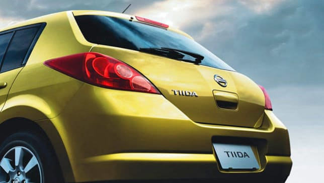 Nissan Axes Tiida Name Car News CarsGuide