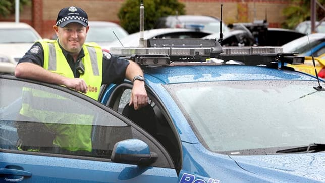 Cop Car Runs Your Plates In 0 5 Secs Car News Carsguide
