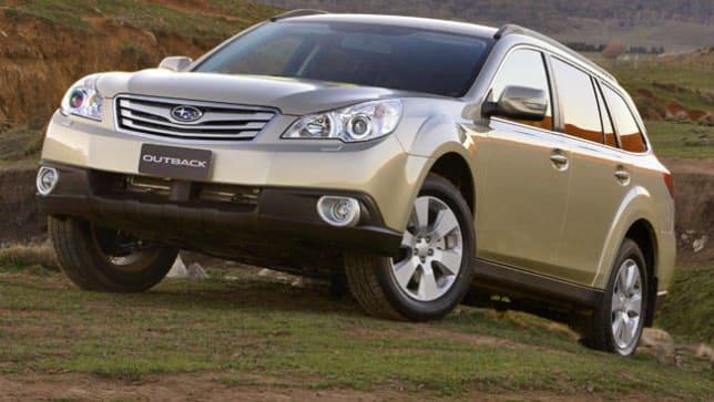 Subaru Outback 36R Premium 2012 Review  CarsGuide