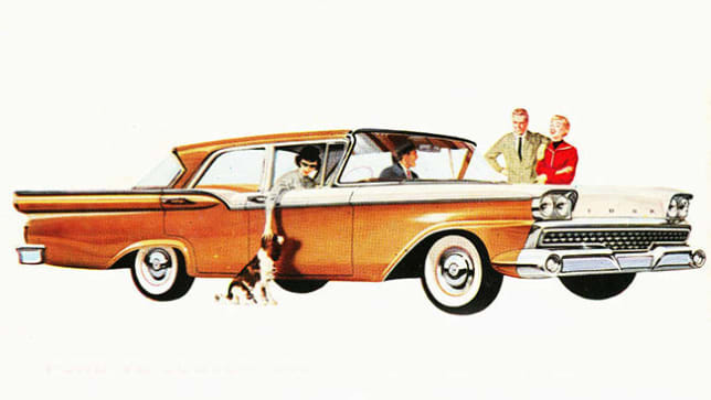 Used Ford Fairlane Review 1959 1962