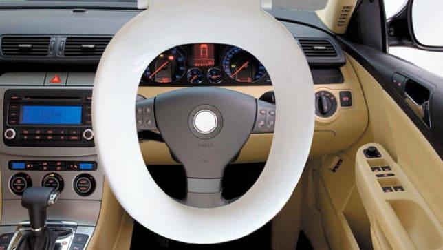 Steering Wheels Dirtier Than Toilet Seats Car News