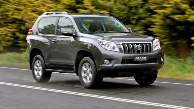 Toyota Prado 2011 Review | CarsGuide