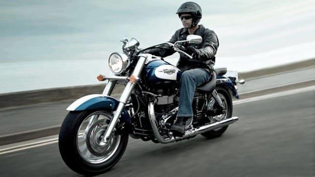 Triumph America 2012 Review | CarsGuide