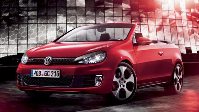 Volkswagen Golf Cabriolet 2012 Review Carsguide