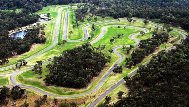 World Class Secret Aussie Race Track Car News Carsguide