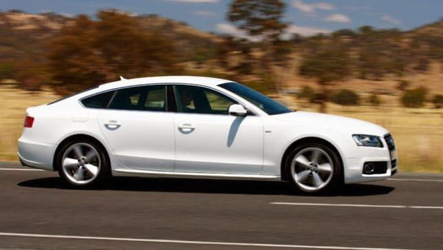 audi a5 2011 review | carsguide