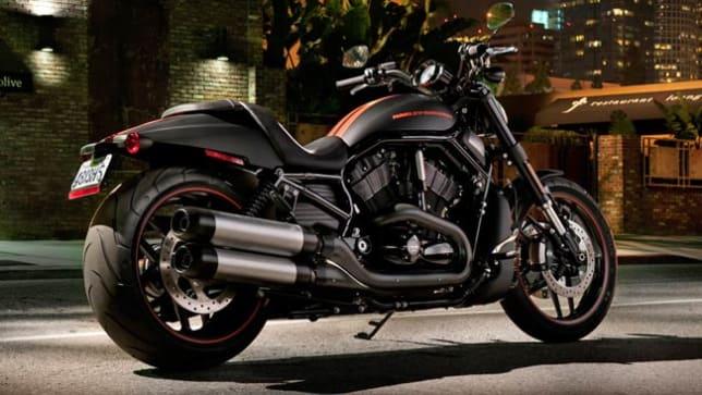 Harley Davidson Night Rod Custom Price