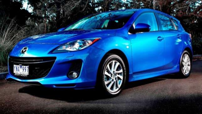Mazda 3 skyactiv 2011 review carsguide mazda 3 skyactiv 2011 review publicscrutiny Images
