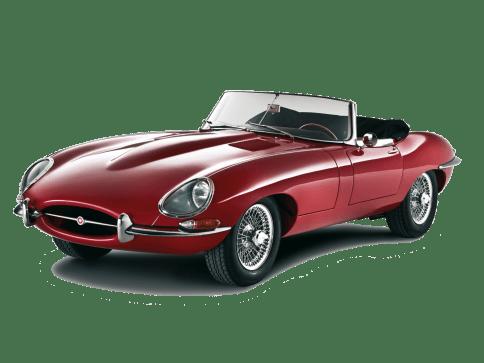 Perfect 1974 Jaguar E Type