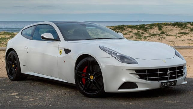 ferrari ff 2015 review carsguide. Black Bedroom Furniture Sets. Home Design Ideas