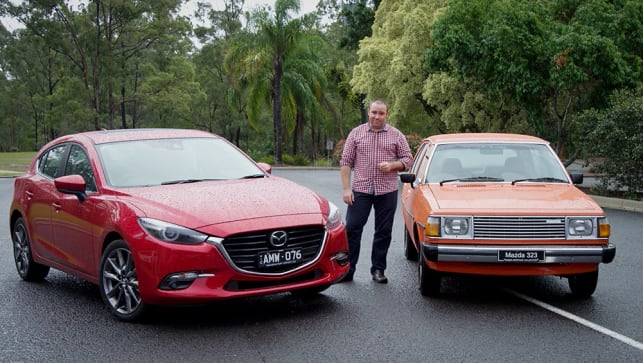 Captivating Mazda 3 2017 Review: 40 Year Evolution From The First 323