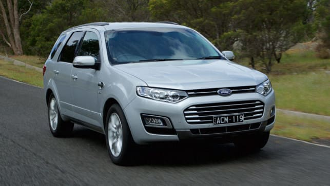 Ford Territory Reviews