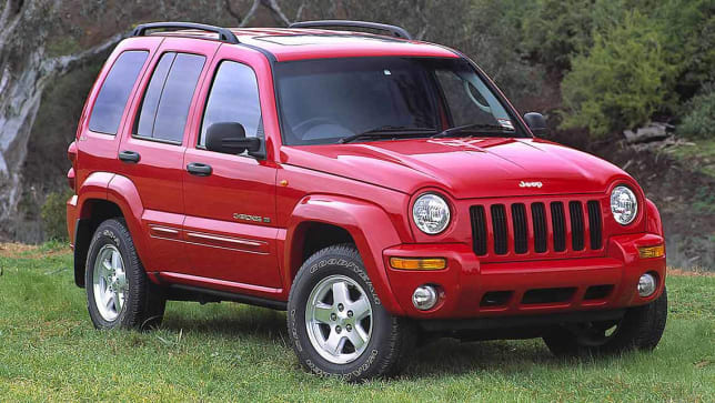 Used Jeep Cherokee Review: 1994 2014