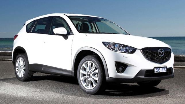 Mazda CX 5 Akera 2014 Review