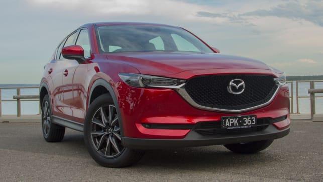 2017 Mazda CX-5 Reviews   CarsGuide