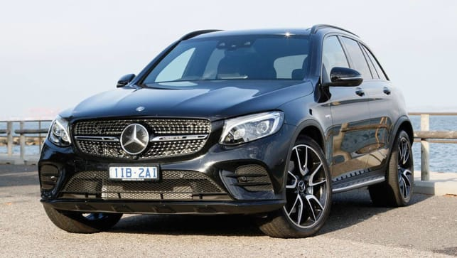 Mercedes-AMG GLC 43 2017 review