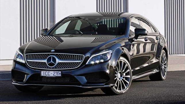 MercedesBenz CLSClass CLS500 2015 Review  CarsGuide