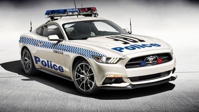 2015 ford mustang tipped for police future car news carsguide. Black Bedroom Furniture Sets. Home Design Ideas