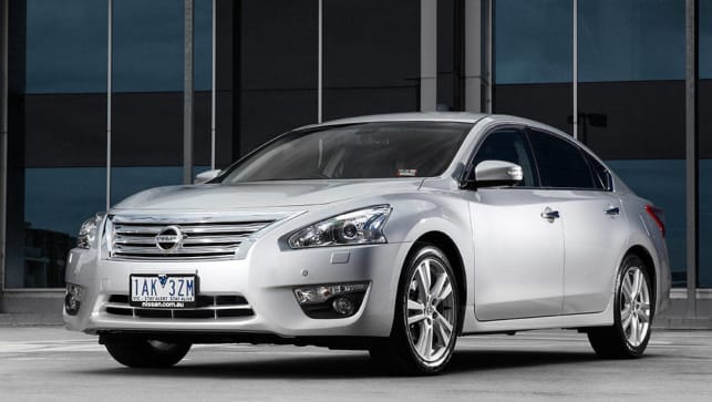 Used Nissan Altima Review: 2013 2016