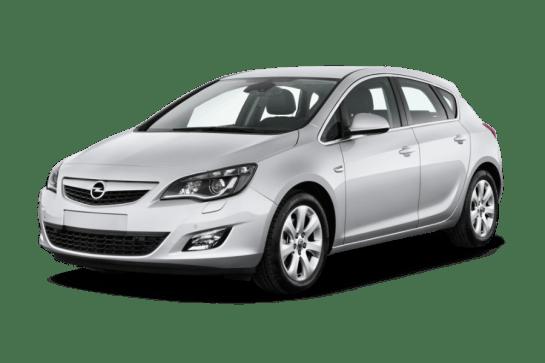 Opel astra specs