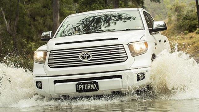 Toyota Tundra Performax 2014 Review