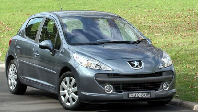 peugeot 207 used review 2007 2012 carsguide. Black Bedroom Furniture Sets. Home Design Ideas