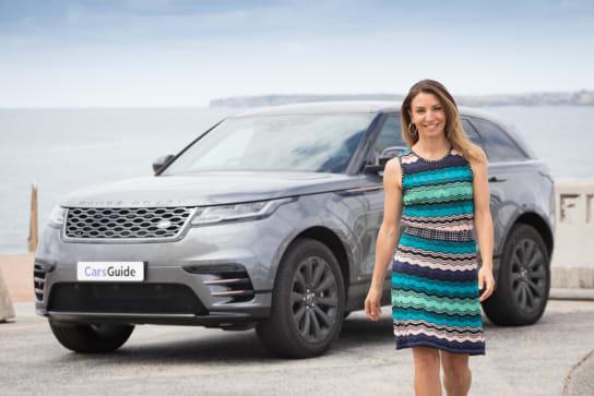 land rover range rover velar reviews carsguide. Black Bedroom Furniture Sets. Home Design Ideas