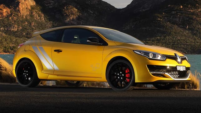 2016 renault megane rs 275 trophy limited edition road test carsguide. Black Bedroom Furniture Sets. Home Design Ideas