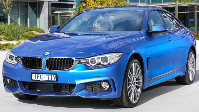 bmw 4 series 420i gran coupe 2016 review snapshot carsguide. Black Bedroom Furniture Sets. Home Design Ideas